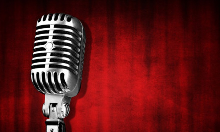 Hyena's Comedy Nightclub - Multiple Locations: Comedy-Show Outing for Two, Four, or Eight at Hyena's Comedy Nightclub (Up to 65% Off)