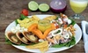 Mancora Peruvian Restaurant - South Belvidere: $10 for $20 Worth of Traditional Peruvian Cuisine at Mancora Peruvian Restaurant