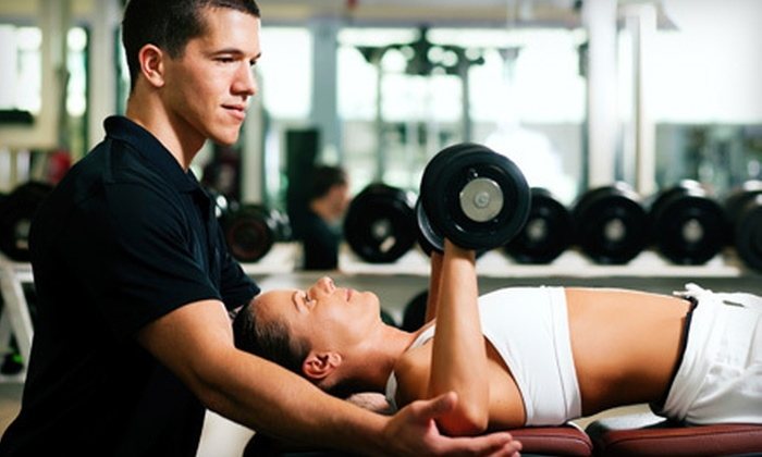 Anytime Fitness - Multiple Locations: $29 for 30-Day Membership, Personal Training, and Tans at Anytime Fitness (Up to $217.90 Value). 58 Locations Available.