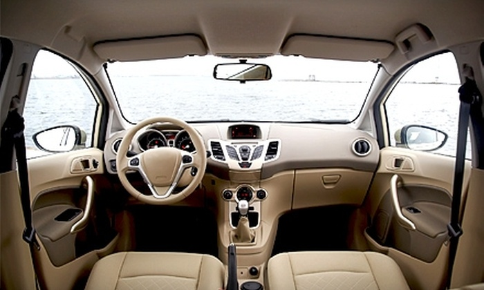 Precision Auto Spa - Pensacola / Emerald Coast: On-Location Auto Detailing Services for a Car or SUV from Precision Auto Spa