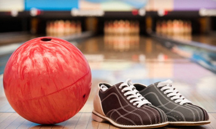 Sherwood Bowl - Sherwood Park: $19 for One Hour of Bowling for Up to Six with Shoe Rental at Sherwood Bowl in Sherwood Park ($42 Value)