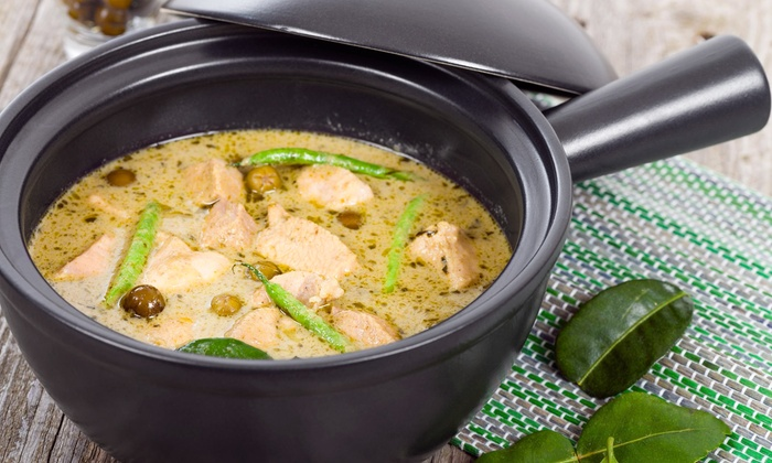 Authentic Thai Cooking Class - Cambridge: Cook Authentic Thai Green Curry with an Expert Chef