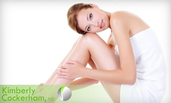 Los Altos Medical Office and Med Spa - Los Altos: $150 for Three Laser Hair-Removal Treatments at Los Altos Medical Office and Med Spa ($750 Value)