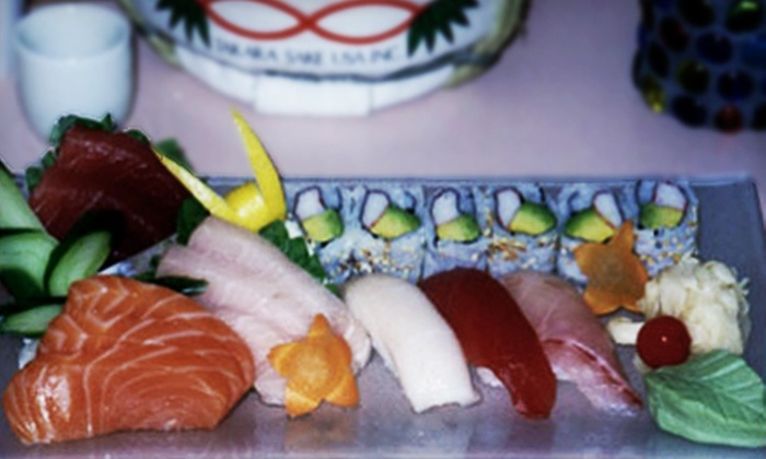 Plum Tree Japanese Restaurant - New Canaan: Dinner or Lunch at Plum Tree Japanese Restaurant in New Canaan (Up to 53% Off)