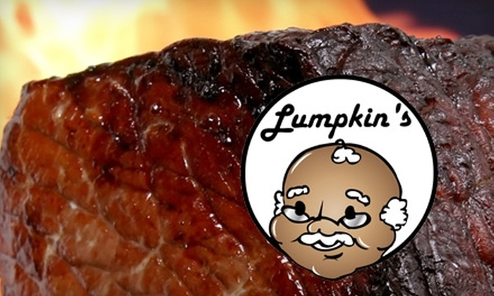 Lumpkins - Jackson: $8 for Buffet Lunch for Two at Lumpkins (Up to $17 Value)