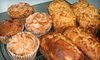 P.I.E. Bake Shoppe - Radcliffeborough: $14 for One Dozen Gourmet Muffins or Five Mini Sweet Breads at P.I.E. Bake Shoppe (Up to $30 Value)