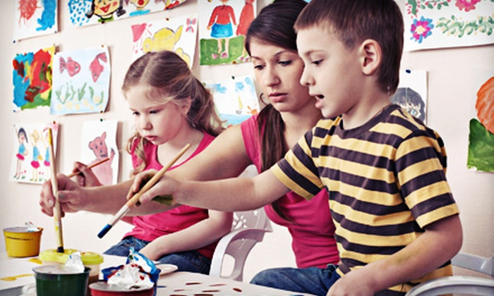Talin Tropic Co. - South Congress Industrial Center: $19 for Better Than a Sitter Friday Night Art Care at Talin Tropic Co. in Boca Raton ($45 Value)