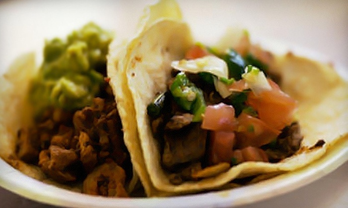 Margs Taco Bistro - Cherry Creek: $10 for $20 Worth of Fusion Tacos and Drinks at Margs Taco Bistro