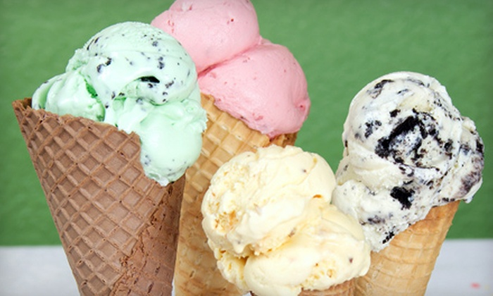 Goody's Soda Fountain & Candy Stores - North End: Ice Cream and Soda-Fountain Desserts at Goody's Soda Fountain & Candy Stores (54% Off). Two Options Available.