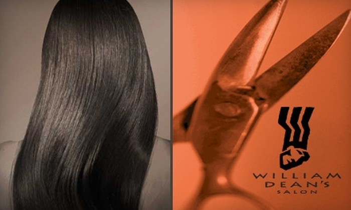 William Dean's Salon - Tyler Park: $45 for $100 Worth of Services at William Dean's Salon