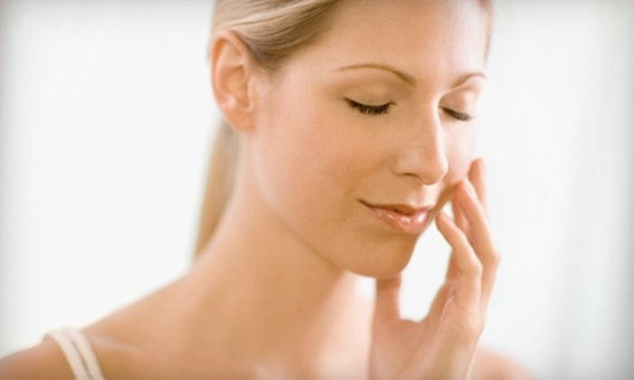 Sia Spa - Cincinnati: $27 for a Dermaplaning ($55 Value) or $62 for an Abhyanga Massage ($125 Value) at SIA Spa