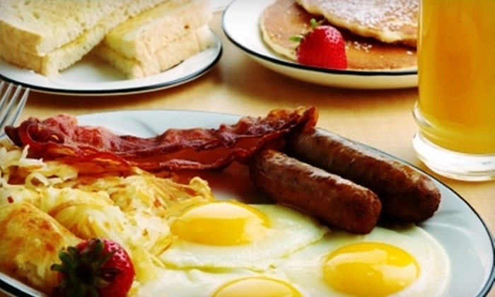 The Grill Next Door - Haverhill: $15 for $30 Worth of Casual Breakfast, Lunch, or Dinner Fare at The Grill Next Door in Haverhill