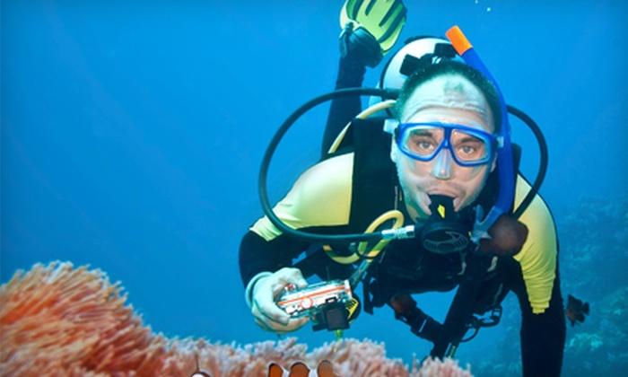 Diving Dynamics - Central City: $22 for an Introductory Scuba-Diving Class at Diving Dynamics ($45 Value)