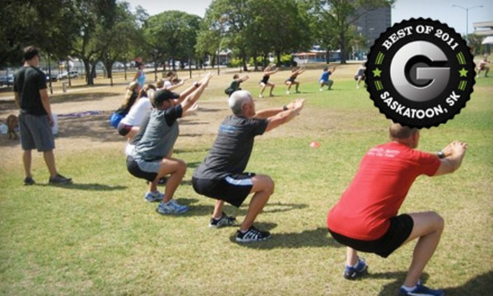 CrossFit Brio - Sutherland: $49 for a Four-Week Boot Camp at CrossFit Brio ($149 value)