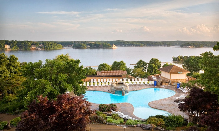The Lodge of Four Seasons - Lake Ozark, MO: Two-Night Stay for Two in a Main Lodge Room with Breakfast at The Lodge of Four Seasons in Missouri