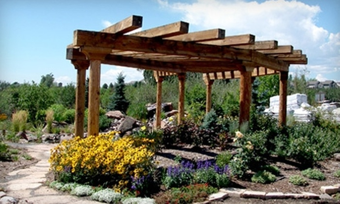 Fossil Creek Nursery - Denver: $20 for $40 Worth of Plants and Garden Supplies at Fossil Creek Nursery in Fort Collins