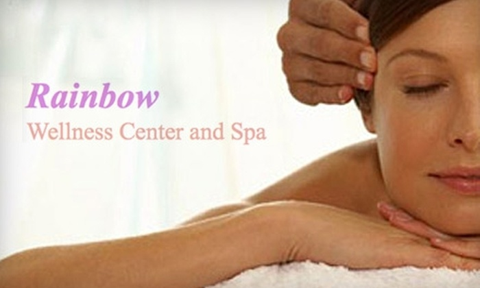 Rainbow Wellness Center and Spa - Rockville: $44 for One-Hour Deep-Tissue or Swedish Massage at Rainbow Wellness Center and Spa in Rockville ($88 Value)