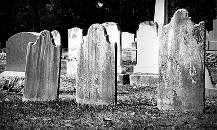Ghostly Tours in History LLC - Old Town: $25 for an Old Town Ghost Walking Tour for Two from Ghostly Tours in History LLC