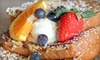 Uptown Kitchen & Bar - Springfield: Breakfast Fare on Monday–Friday or Breakfast, Brunch, or Lunch Fare on Saturday–Sunday at Uptown Market