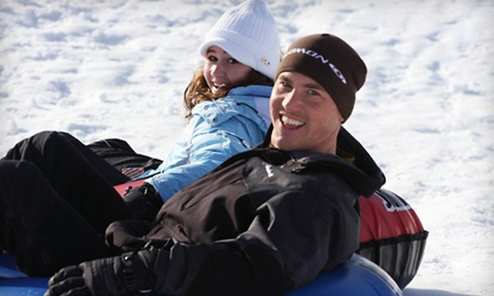 Idaho X-Sports - Garden Valley: $20 for Two-Hour Snow-Tubing Experience for Two at Idaho X-Sports in Garden Valley ($40 Value)