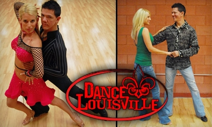 Dance Louisville - Lyndon: $40 for Three Private Dance Lessons and Four Group Classes for Two at Dance Louisville ($260 Value)