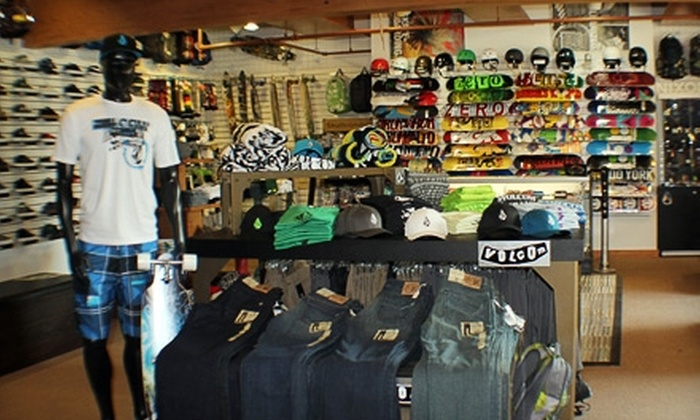 Buckman's Ski and Snowboard Shop - King of Prussia: $15 for $30 Worth of Spring and Summer Lifestyle Apparel at Buckman's Ski and Snowboard Shop in King of Prussia