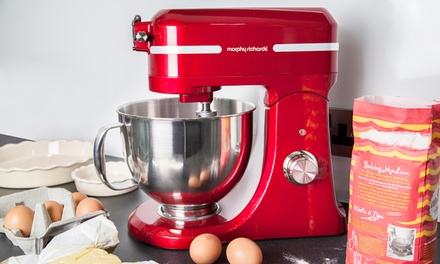 Morphy Richards DieCast Stand Mixer With Free Delivery
