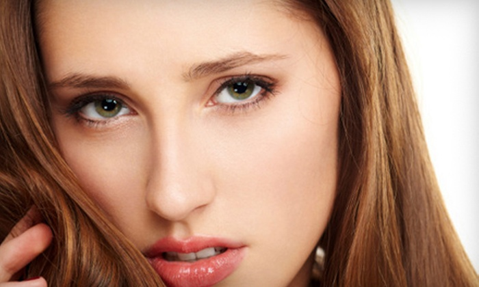 Deseret Aesthetic & Lifestyle Institute - Multiple Locations: Permanent Top or Bottom Eyeliner or Permanent Brow Makeup at Deseret Aesthetic & Lifestyle Institute (Up to 67% Off)