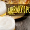 60% Off at Library Sports Pub and Grill
