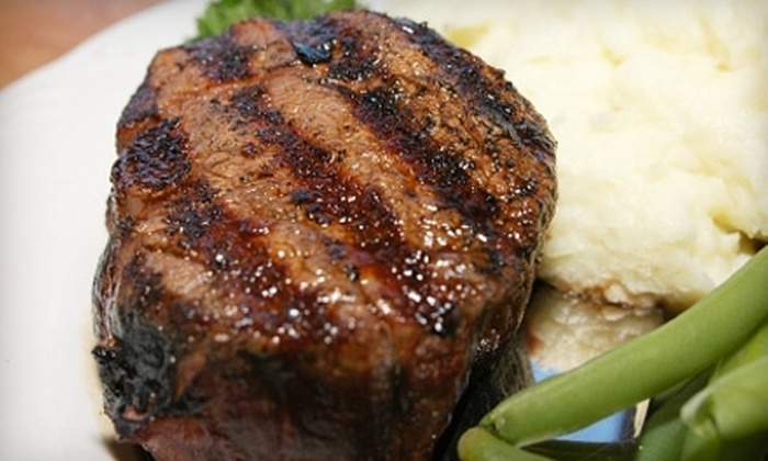 The Royal Cut Restaurant - Inland Empire: Upscale Steakhouse Fare for Dinner or Lunch at The Royal Cut Restaurant in Ontario