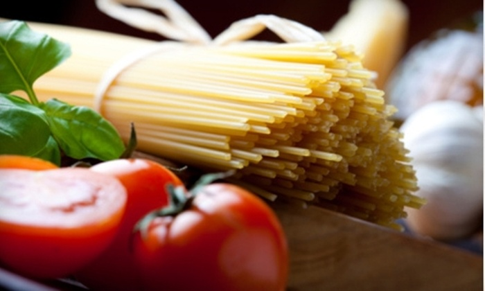 East of Italy - Milneburg: $20 for $40 Worth of Italian and Cajun Cuisine at East of Italy