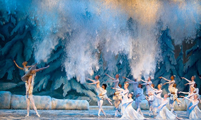 """""""The Nutcracker"""" - The Congaree Vista: $17 for One Ticket to Columbia City Ballet's """"The Nutcracker"""" on December 10 or 16 (Up to $35 Value)"""