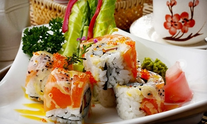 Koi Sushi - Amherst: $10 for $20 Worth of Japanese Cuisine at Koi Sushi