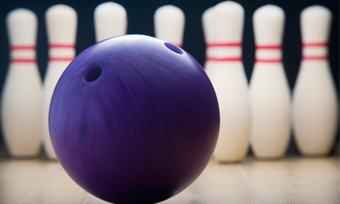 The Bowling Barn & Big Bear Funplex - Multiple Locations: $32 for Bowling, Shoe Rental, and Amusement Center Packages at Big Bear Funplex in Big Bear Lake (Up to $65 Value)