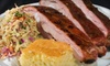 Pat's Barbecue - South Salt Lake City: $15 for $30 Worth of Ribs, Pulled Pork, and Barbecue Fare at Pat's Barbecue