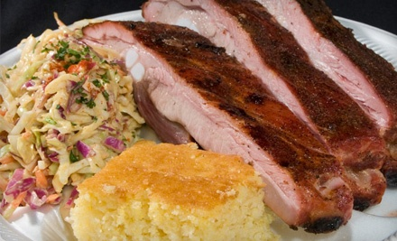 $30 Groupon to Pat's Barbecue - Pat's Barbecue in Salt Lake City
