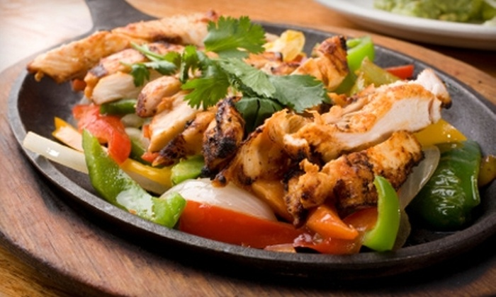 Iguana's Mexican Cantina - Jacksonville Beach: $12 for $25 Worth of Authentic Mexican Fare and Drinks at Iguana's Mexican Cantina in Jacksonville Beach