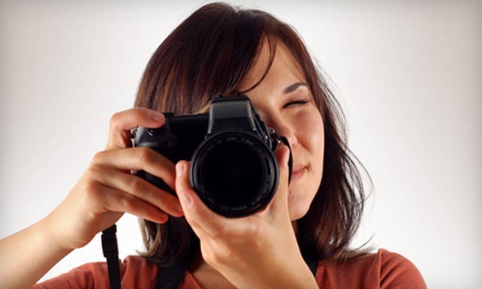 Michael Koska Photography - Downtown: $49 for Four-Hour Photography Workshop from Michael Koska Photography ($250 Value)