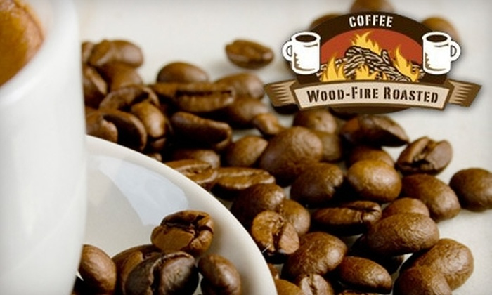 Wood-Fire Roasted Coffee - Reno: $10 for $20 Worth of Coffee at Wood-Fire Roasted Coffee