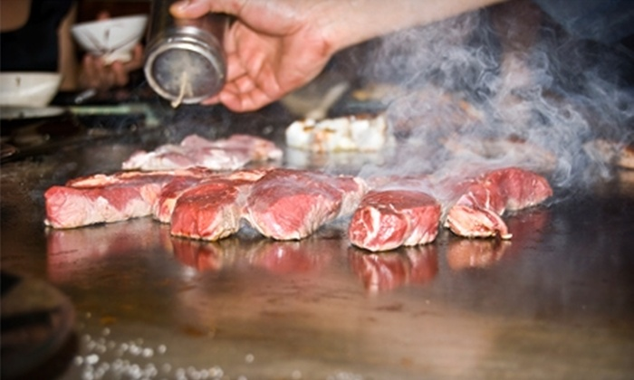Sapporo Hibachi & Sushi - Roswell: $20 for $40 Worth of Hibachi-Grill Fare and Sushi at Sapporo Hibachi Steak & Sushi in Roswell