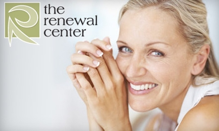 The Renewal Center - Seattle Heights: $99 for Two Spider-Vein Removal or Brown-Spot Removal Treatments at The Renewal Center
