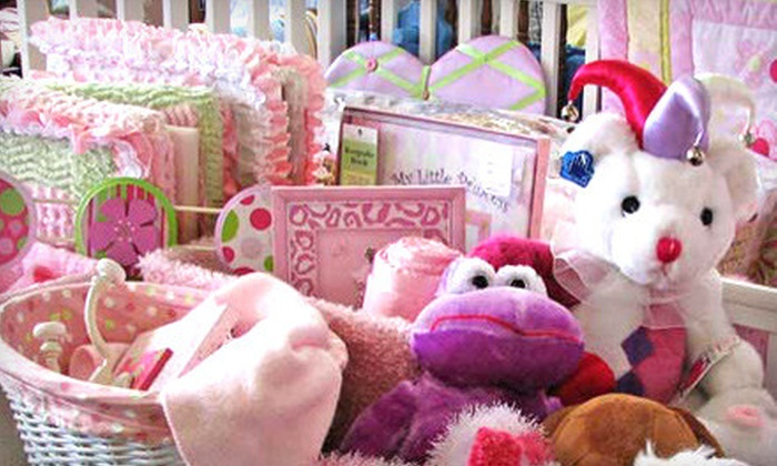 Trendy Uther Muthers - South Oklahoma City: $25 for $50 Worth of Children's Clothing, Furniture, and Accessories at Trendy Uther Muthers