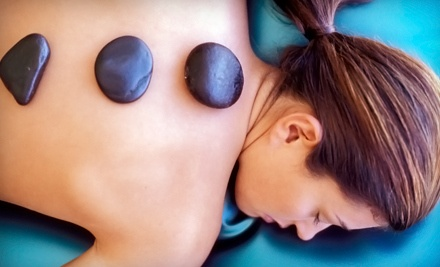 60-Minute Hot-Stone Massage (a $80 value) at 8611 Weston Rd. in Vaughan, ON L4L 9P1 - Happy Foot Spa in Vaughan