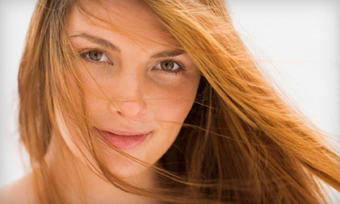 Dane's Cutting Edge - Harrisburg: Nail, Tanning, or Hair Packages at Dane's Cutting Edge