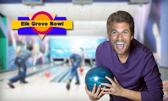 Elk Grove Bowl - Elk Grove Village: $13 for Three Games of Bowling for Two and Shoe Rental for Two at Elk Grove Bowl in Elk Grove Village