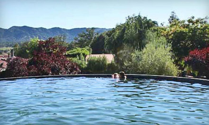 Sagrada Wellness - Atascadero: Two-Night Retreat for Two in a Tent or Private Cabin or Caboose at Sagrada Wellness in Santa Margarita (Up to 65% Off)
