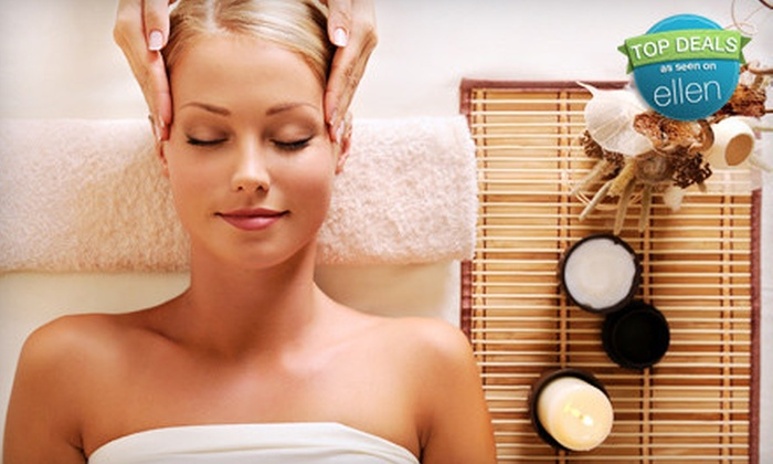 Belledonne Spa - Brentwood: $59 for a Package with Massage, Facial, and Body Scrub at Belledonne Spa in Brentwood (Up to $190 Value)