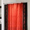 """Feng Shui 72""""x72"""" Fabric Shower Curtain"""