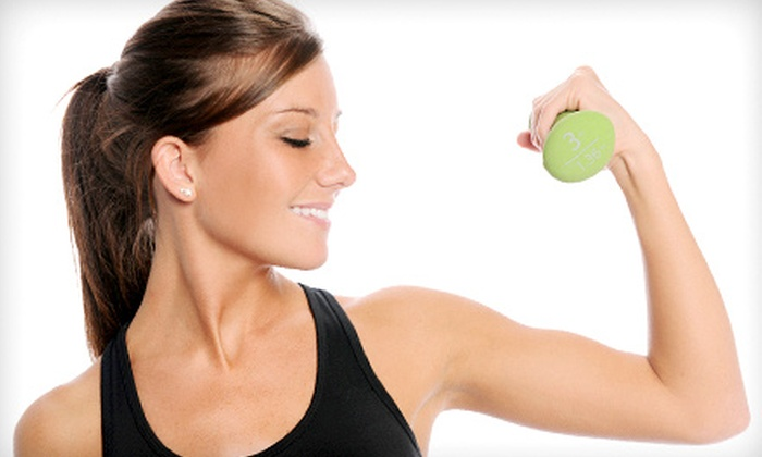She Fit Life: $25 for $50 Worth of Personal Fitness Programs from She Fit Life