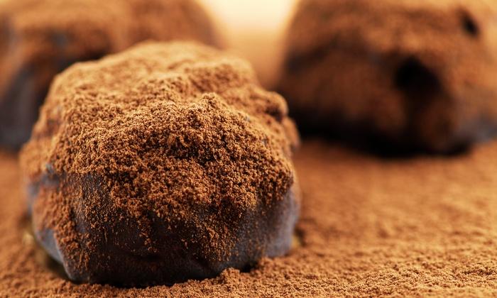 Choklat - Multiple Locations: C$10 for C$20 Worth of Handmade Chocolate Truffles at Choklat